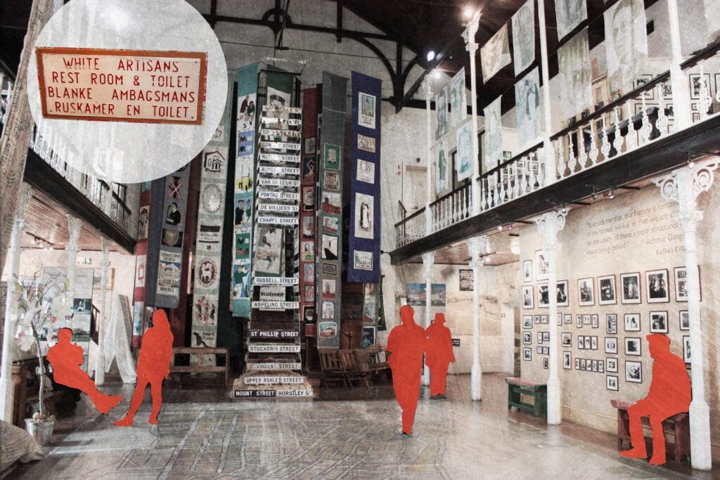 Post apartheid museology and museum definition
